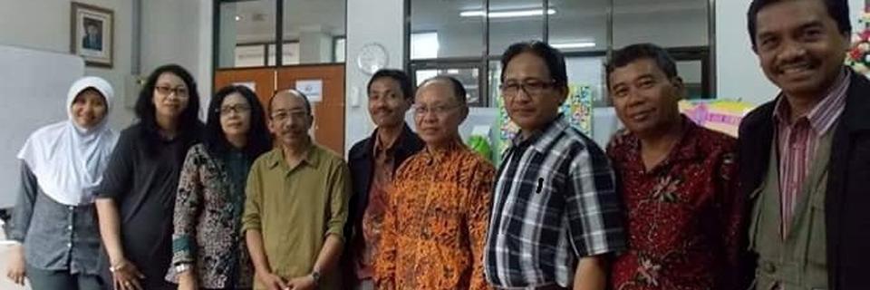 Studi Banding ke PGSD Universitas Pendidikan Indonesia (UPI)Bandung